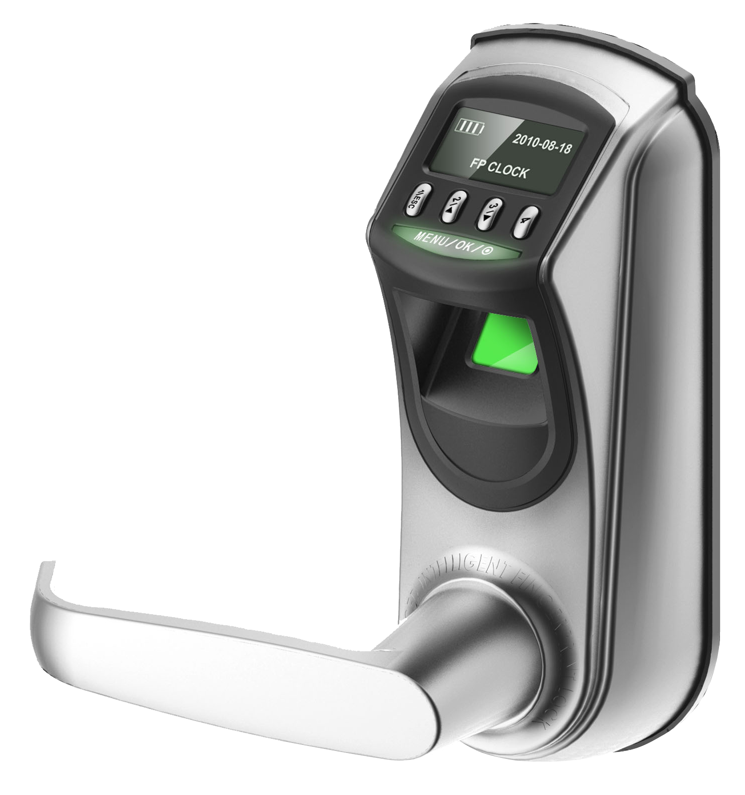 ZK Tech L7000 Biometric Door Lock