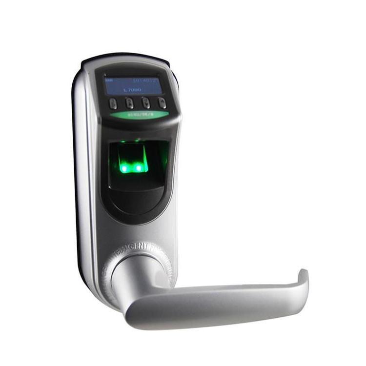 Zkteco_l7000_biometric_fingerprint_door_lock_1