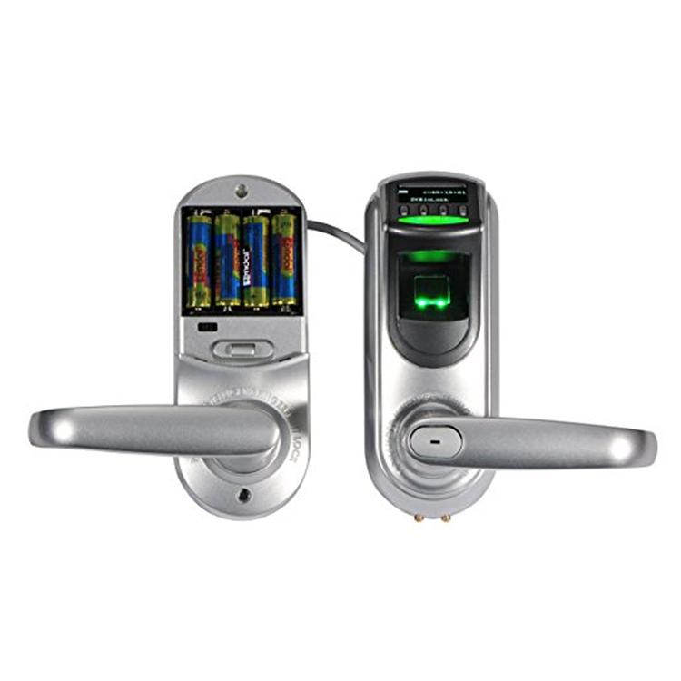 Zkteco l7000 biometric fingerprint door lock idency Biometric door lock
