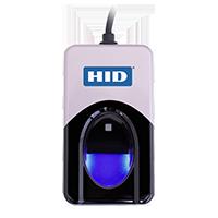 DigitalPersona 4500 fingerprint reader HID design