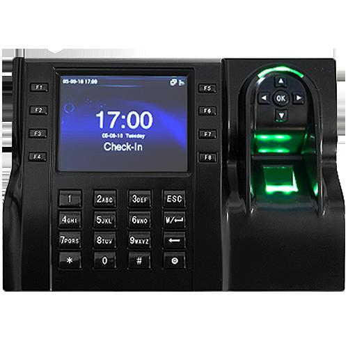 Zkteco Iclock 560 Fingerprint Amp Rfid Time And Attendance