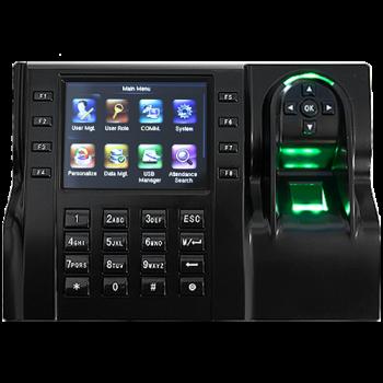 PeopleHR fingerprint system: ZKTeco iClock 560