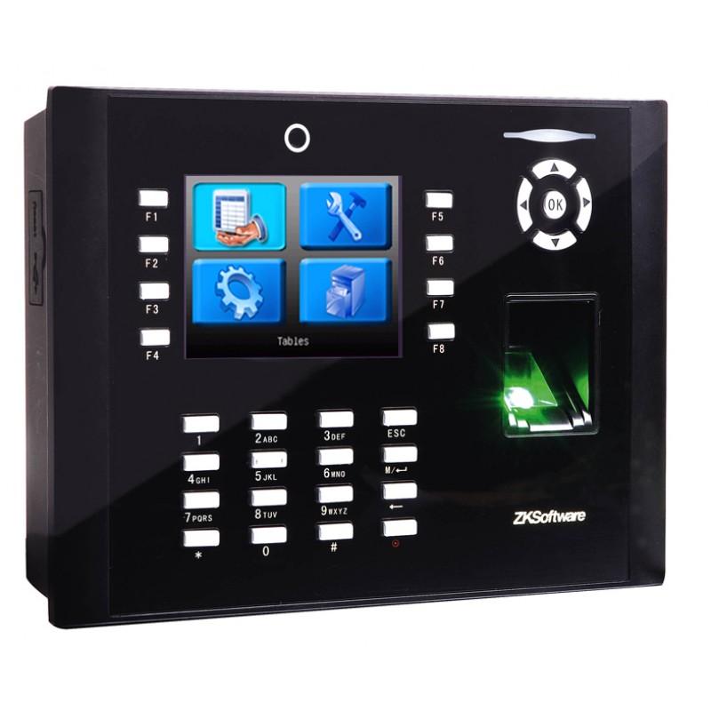 ZKTeco IClock 680 Fingerprint Clocking In Machine Idency