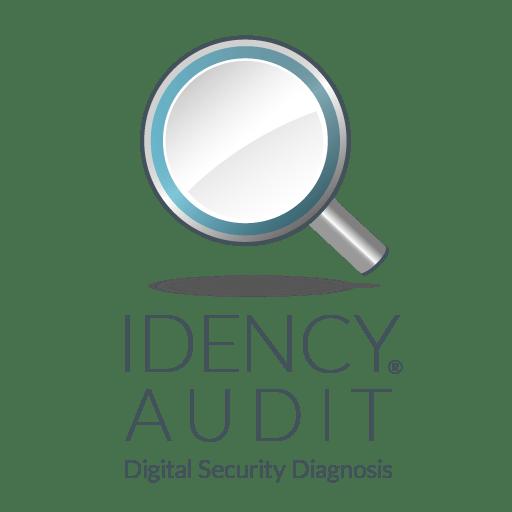Idency Audit logo with strapline Digital Security Diagnosis