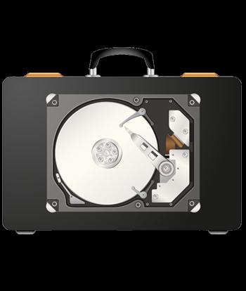 Becrypt disk encryption