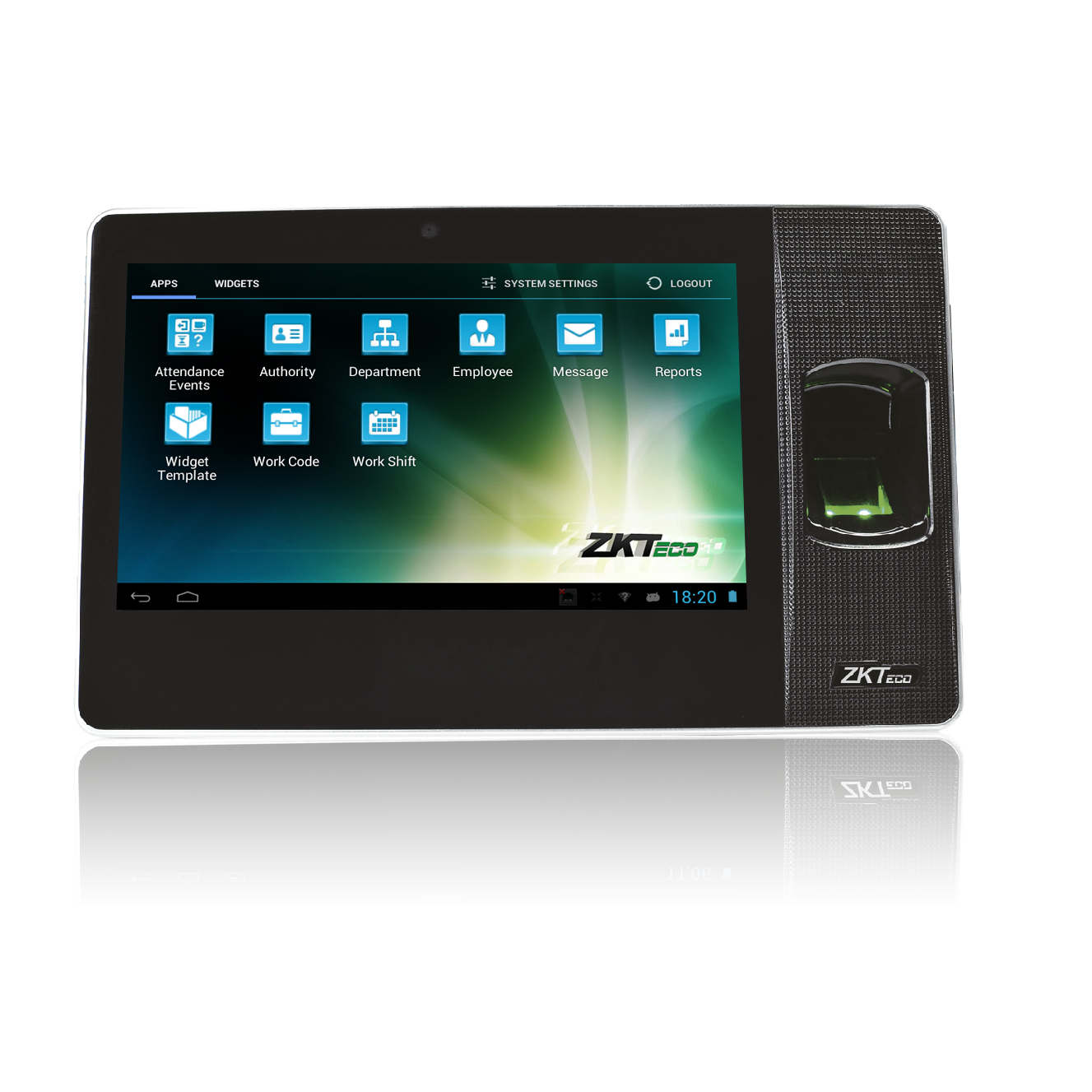 ZKTeco Biopad Android