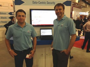 Idency at Infosec Apr 2014