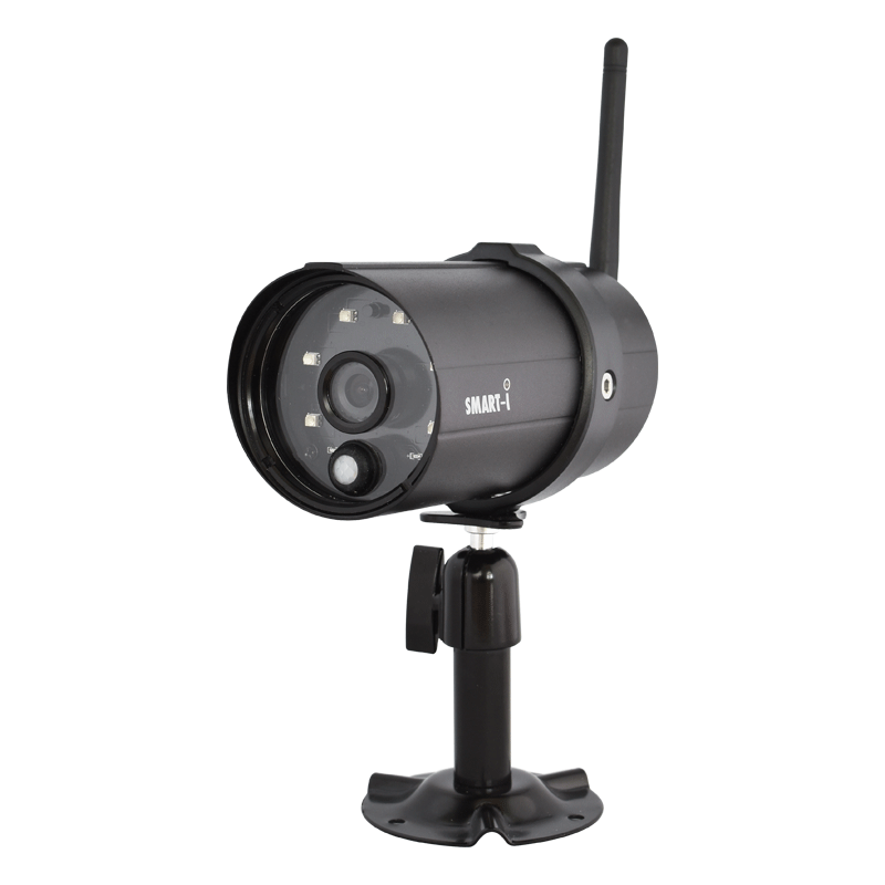 smart i wifi hd indoor outdoor bullet camera with pir idency. Black Bedroom Furniture Sets. Home Design Ideas