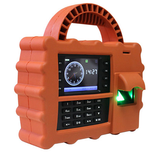 ZKTeco S922 Portable & Robust Time and Attendance Terminal