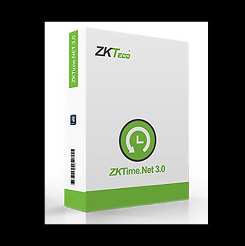ZKTeco iClock 360 Fingerprint, RFID Time & Attendance Terminal - Idency