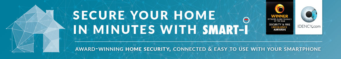 Smart Home Security by SMART-i banner image
