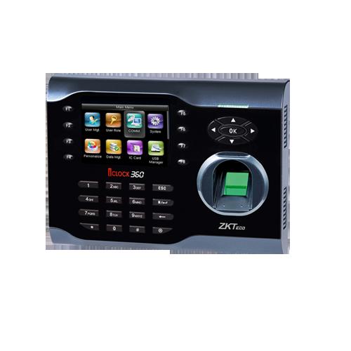 ZKTeco iClock 360