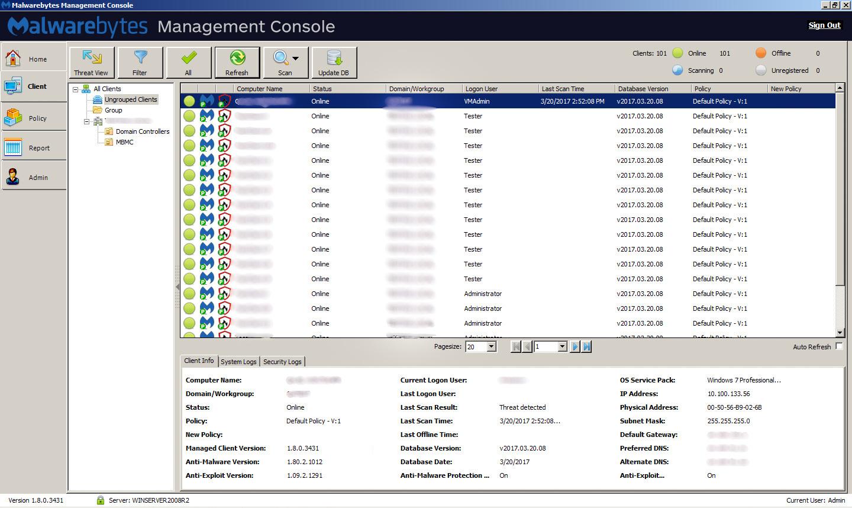 Malwarebytes Endpoint Security - Idency