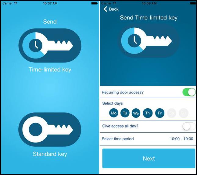 bekey-app-screenshot-restrictions