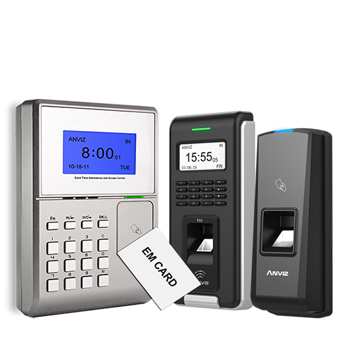 RFID Time & Attendance Systems