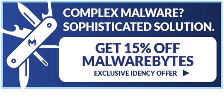 Malwarebytes from Idency - Authorised Partner