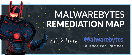 Malwarebytes Remediation Map