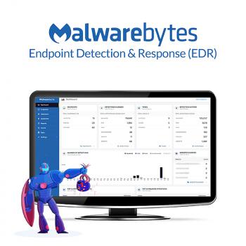 Malwarebytes Endpoint Detection & Response Product Image