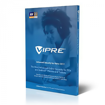 Vipre Advanced Security for home 2017