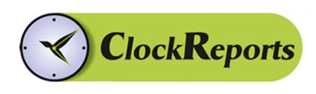 ClockReports logo