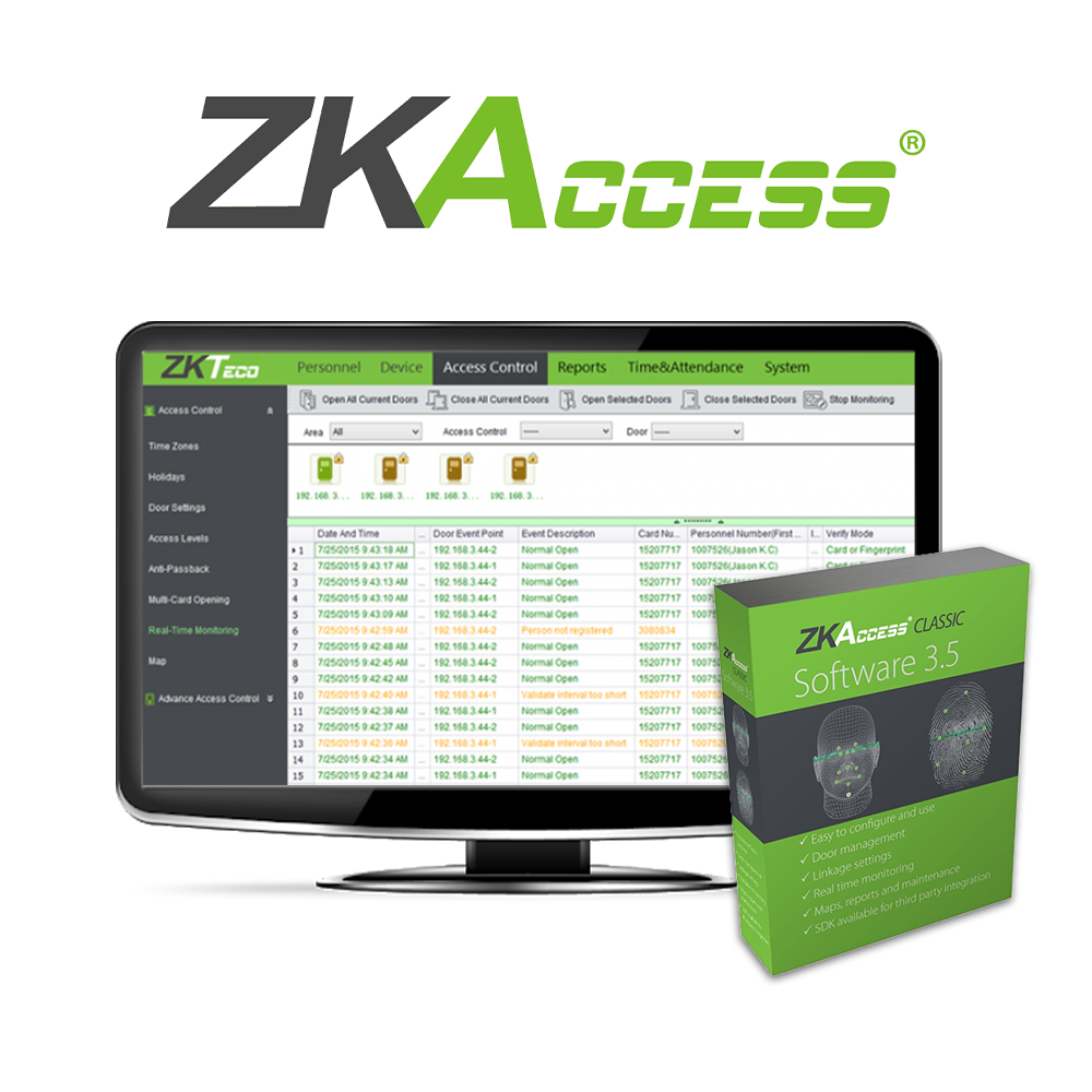 ZKAccess product image
