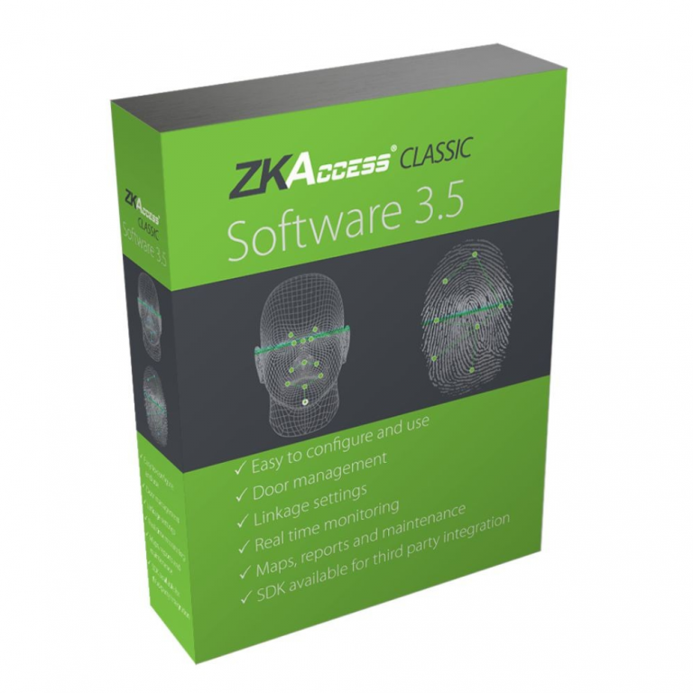 ZKAccess-Software-3-5-Box