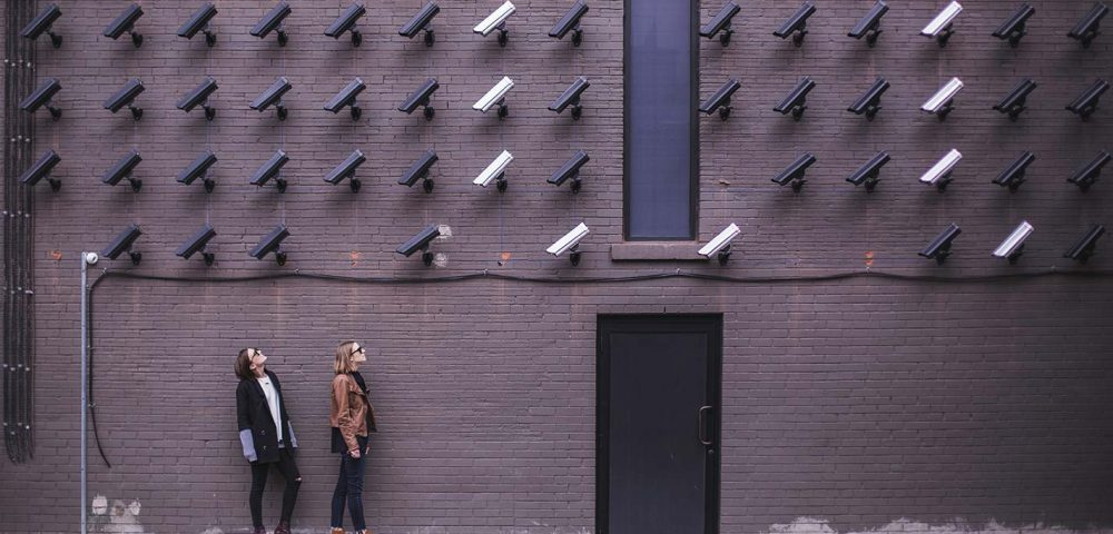 CCTV - photo by Matthew Henry via Unsplash.com
