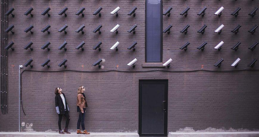CCTV - photo by Matthew Henry via Unsplash.com