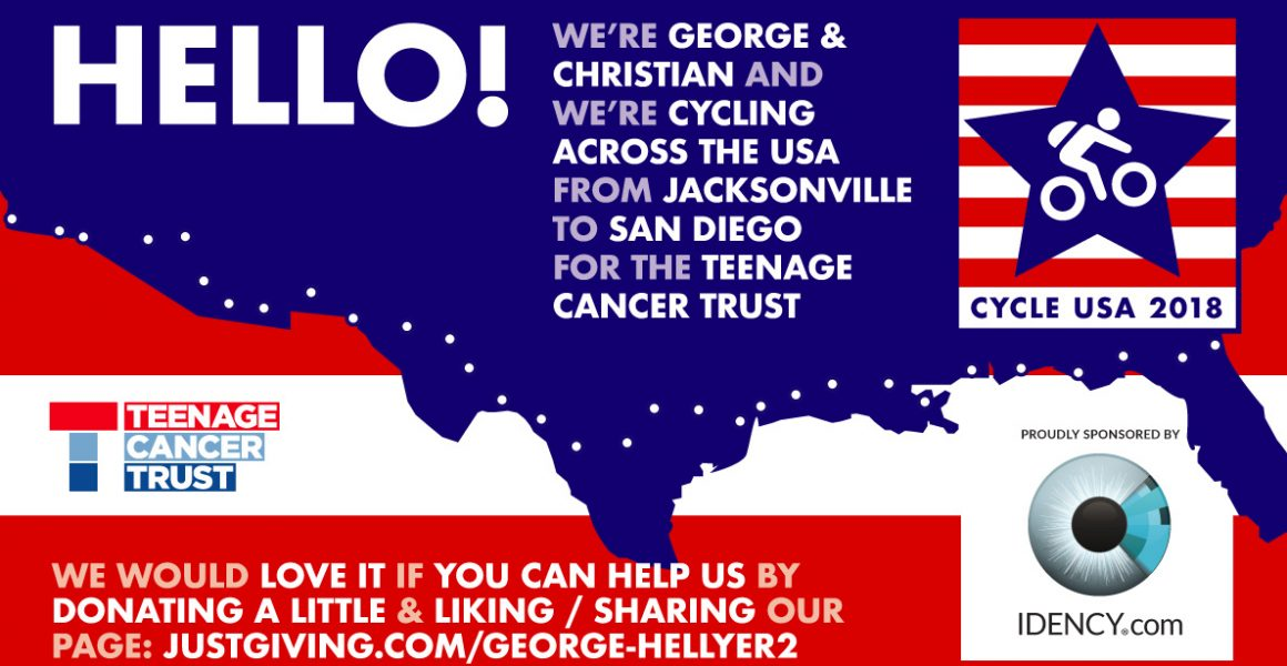 Cycle America information graphic
