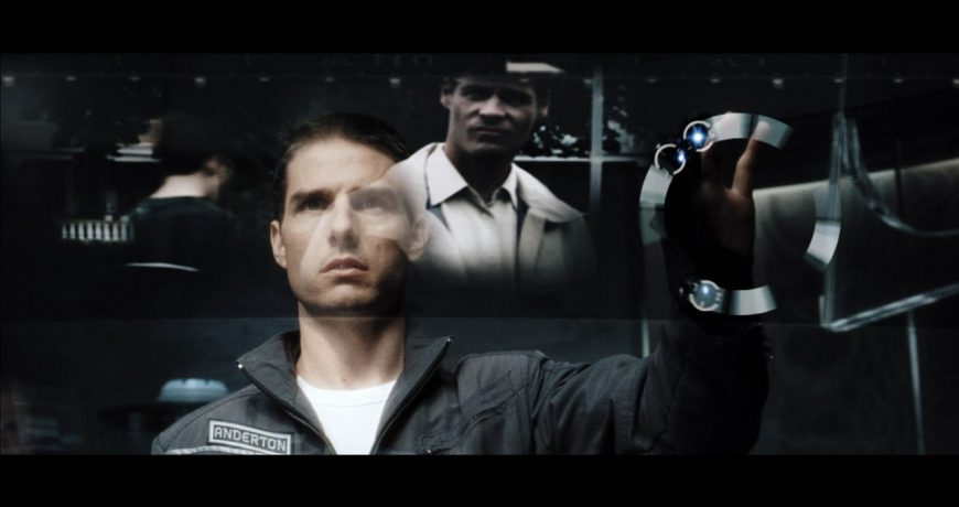 Tom Cruise Minority Report