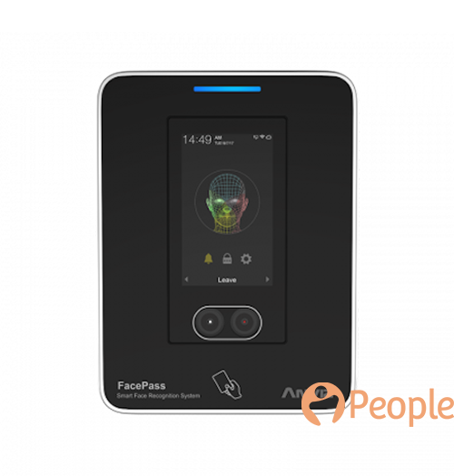 PeopleHR Facial Recognition: Facepass 7