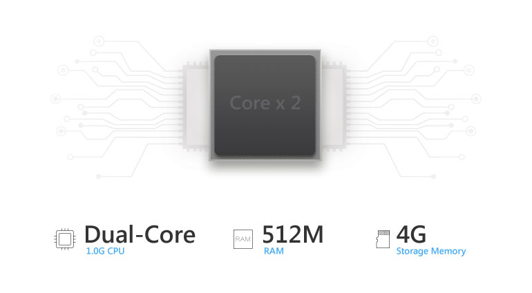TC580 processor