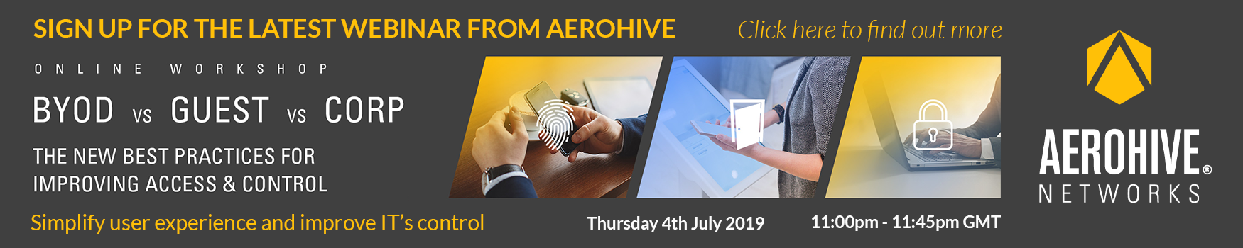 Aerohive Networks Products & Solutions from Idency