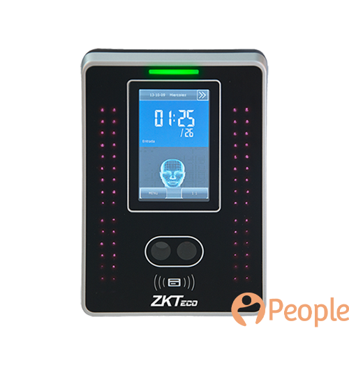 PeopleHR Facial Recognition: ZKTeco VF380