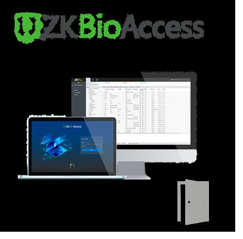 ZKBioAccess Software - 5 Doors