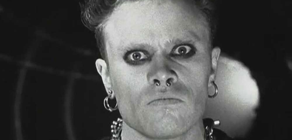 The legendary Keith Flint from The Prodigy