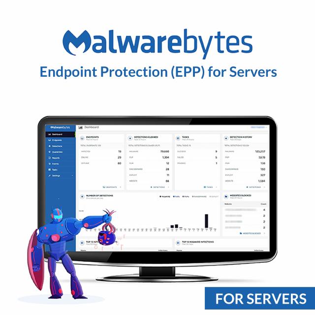 Malwarebytes Endpoint Protection (EPP) for Servers