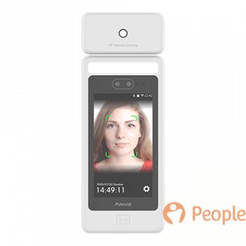 Anviz FaceDeep 5 IRT PeopleHR Product Image