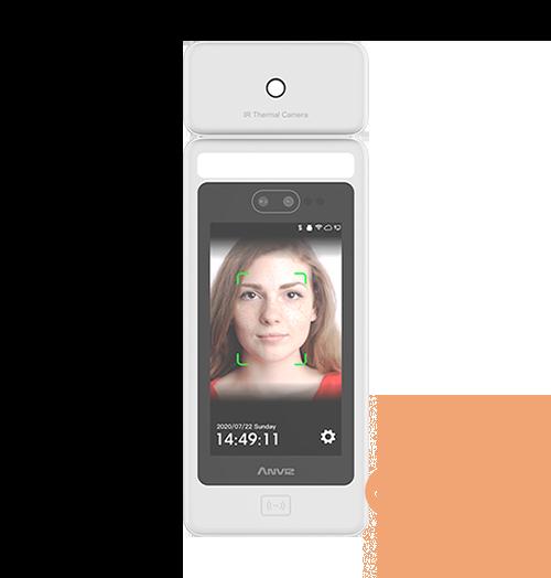 Anviz FaceDeep 5 IRT PeopleHR Product Image