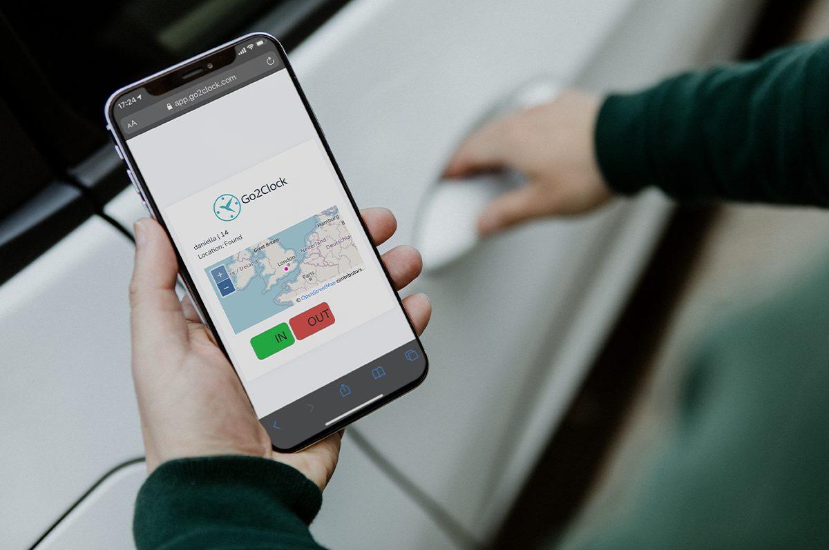 Go2Clock Mobile App