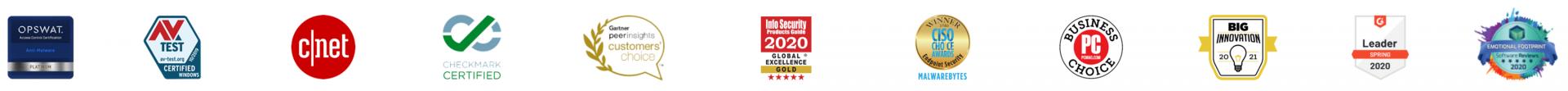 Malwarebytes Awards & Recognitions 2020