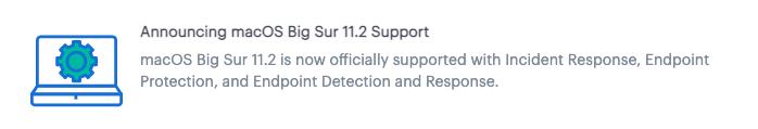 Malwarebytes EDR Mac