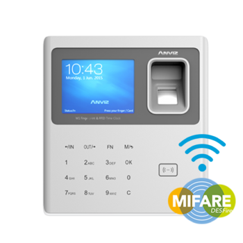 Anviz W1 Pro WiFi Mifare PI